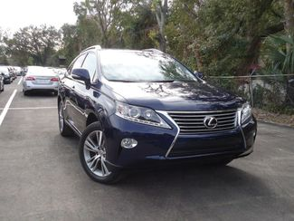 2015 Lexus RX 350 AIR COOLED-HTD SEATS. BLIND SPOT. PWR TAILGATE SEFFNER, Florida 7