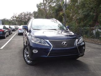 2015 Lexus RX 350 AIR COOLED-HTD SEATS. BLIND SPOT. PWR TAILGATE SEFFNER, Florida 8