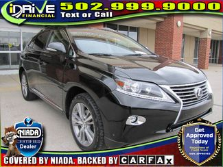 2015 Lexus RX RX 350 Sport Utility 4D | Louisville, Kentucky | iDrive Financial in Lousiville Kentucky