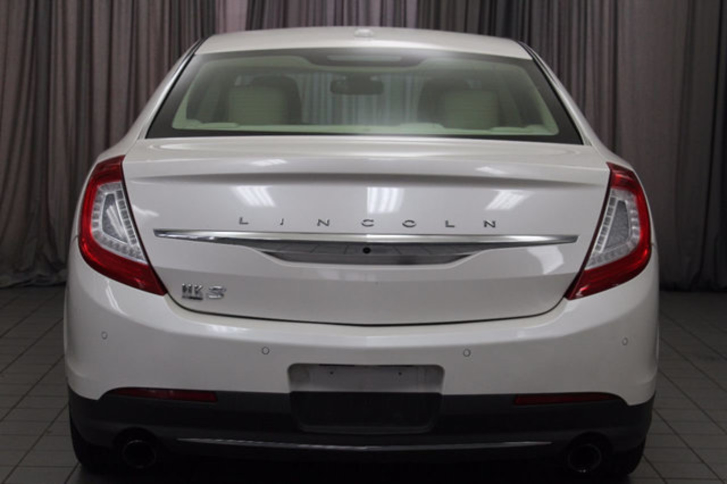 2015 lincoln mks ecoboost city oh north coast auto mall of akron. Black Bedroom Furniture Sets. Home Design Ideas