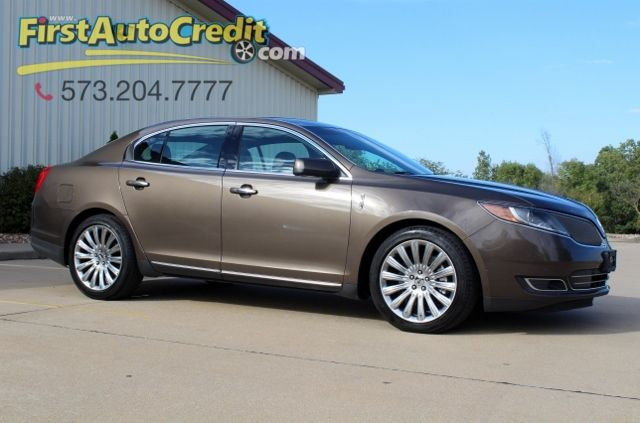 2015 Lincoln MKS  | Jackson , MO | First Auto Credit in Jackson  MO