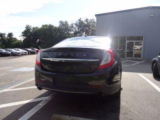 2015 Lincoln MKS EcoBoost AWD V6. NAVIGATION. PANORAMIC SEFFNER, Florida 10