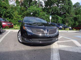 2015 Lincoln MKS EcoBoost AWD V6. NAVIGATION. PANORAMIC SEFFNER, Florida 6