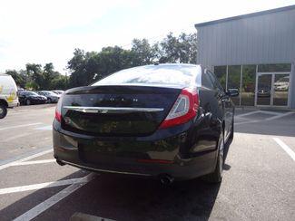 2015 Lincoln MKS EcoBoost AWD V6. NAVIGATION. PANORAMIC SEFFNER, Florida 9