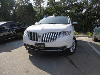 2015 Lincoln MKX AWD SEFFNER, Florida 5