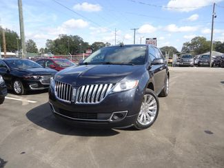 2015 Lincoln MKX PANORAMIC. NAVIGATION AIR COOLED- HTD SEATS SEFFNER, Florida
