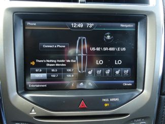 2015 Lincoln MKX PANORAMIC. NAVIGATION AIR COOLED- HTD SEATS SEFFNER, Florida 40