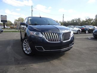 2015 Lincoln MKX PANORAMIC. NAVIGATION AIR COOLED- HTD SEATS SEFFNER, Florida 8
