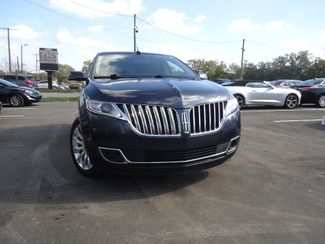 2015 Lincoln MKX PANORAMIC. NAVIGATION AIR COOLED- HTD SEATS SEFFNER, Florida 9