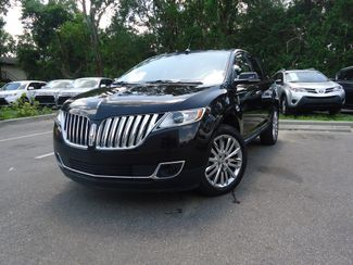 2015 Lincoln MKX AWD. PANORAMIC. NAVIGATION SEFFNER, Florida