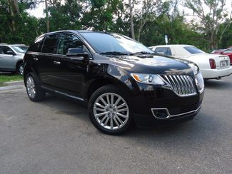 2015 Lincoln MKX AWD. PANORAMIC. NAVIGATION SEFFNER, Florida 9