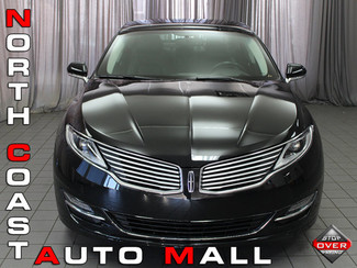 2015 Lincoln MKZ 4dr Sedan AWD in Akron, OH