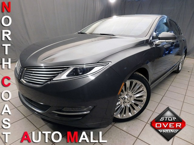Used 2015 Lincoln MKZ, $18793