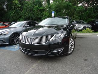 2015 Lincoln MKZ SUNROOF. CAM. AIR COOLED-HTD SEATS SEFFNER, Florida