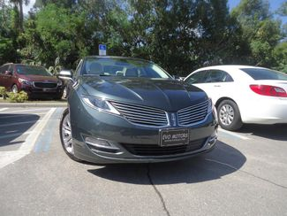 2015 Lincoln MKZ Hybrid SEFFNER, Florida 8