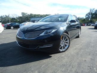 2015 Lincoln MKZ Hybrid. LEATHER. SUNROOF SEFFNER, Florida 5