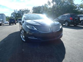 2015 Lincoln MKZ Hybrid. LEATHER. SUNROOF SEFFNER, Florida 8