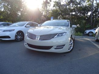 2015 Lincoln MKZ LEATHER. NAVIGATION SEFFNER, Florida