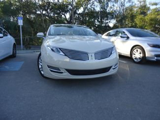 2015 Lincoln MKZ LEATHER. NAVIGATION SEFFNER, Florida 8