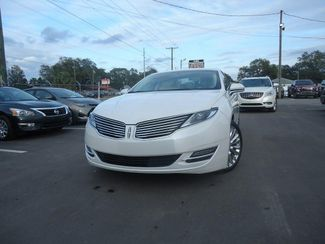 2015 Lincoln MKZ LEATHER. SUNROOF SEFFNER, Florida