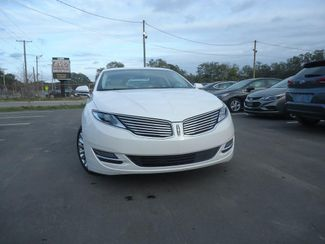 2015 Lincoln MKZ LEATHER. SUNROOF SEFFNER, Florida 8