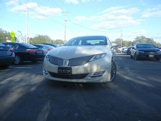 2015 Lincoln MKZ AWD. NAVIGATION. SUNROOF. LEATHER SEFFNER, Florida