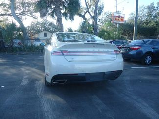2015 Lincoln MKZ AWD. NAVIGATION. SUNROOF. LEATHER SEFFNER, Florida 10