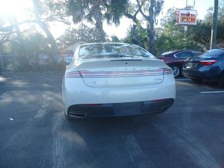 2015 Lincoln MKZ AWD. NAVIGATION. SUNROOF. LEATHER SEFFNER, Florida 11