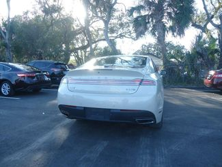 2015 Lincoln MKZ AWD. NAVIGATION. SUNROOF. LEATHER SEFFNER, Florida 12