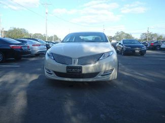 2015 Lincoln MKZ AWD. NAVIGATION. SUNROOF. LEATHER SEFFNER, Florida 7