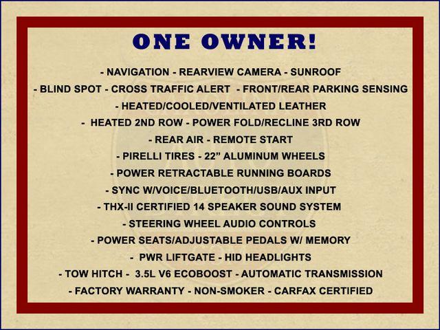 2015 Lincoln Navigator L 4X4 - NAV - SUNROOF - ECOBOOST! Mooresville , NC 1