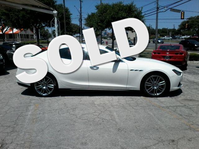 2015 Maserati Ghibli S Q4 San Antonio, Texas 0