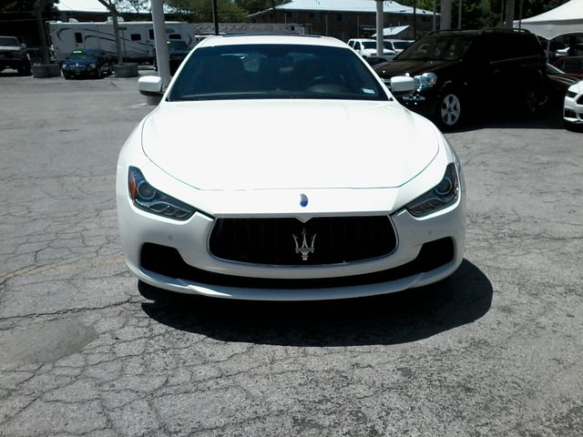 2015 Maserati Ghibli S Q4 San Antonio, Texas 2