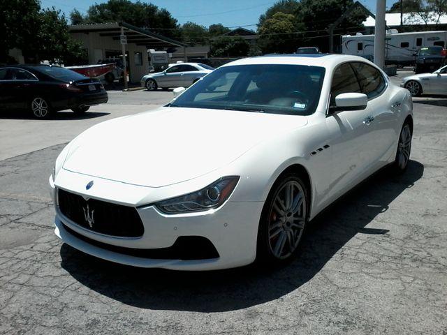 2015 Maserati Ghibli S Q4 San Antonio, Texas 3