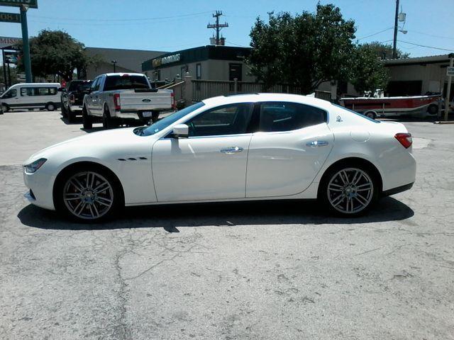 2015 Maserati Ghibli S Q4 San Antonio, Texas 4