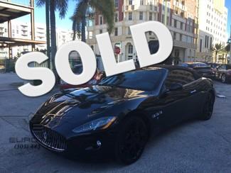 2015 Maserati GranTurismo Convertible in Miami FL