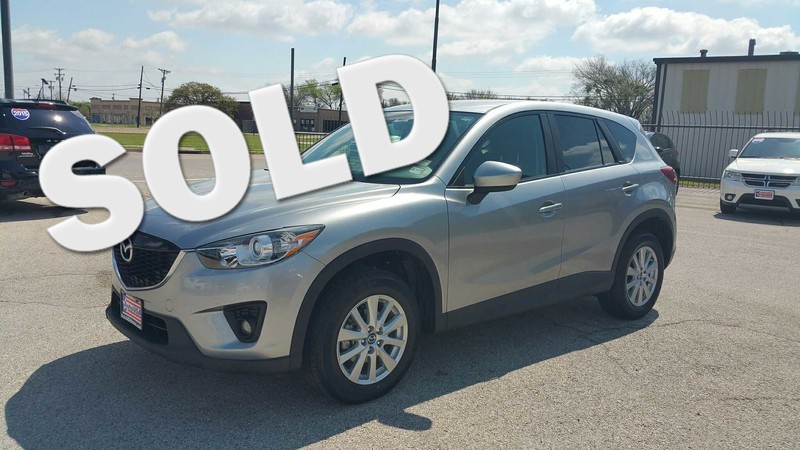 2015 Mazda CX-5 Touring in Irving Texas