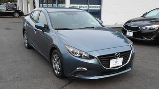 2015 Mazda Mazda3 i Sport East Haven, CT 3