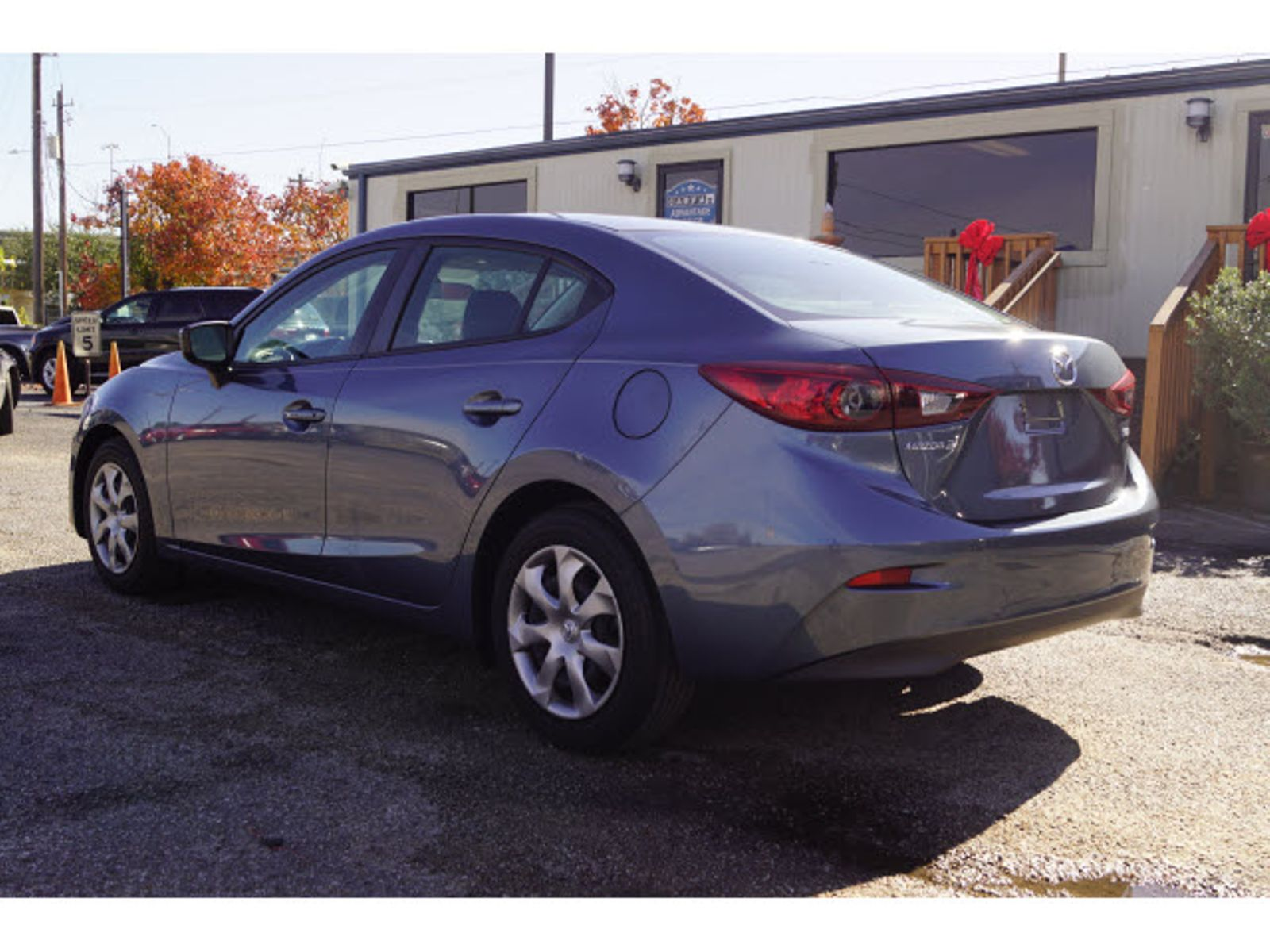 2015 Mazda Mazda3 i Sport city Texas Vista Cars and Trucks