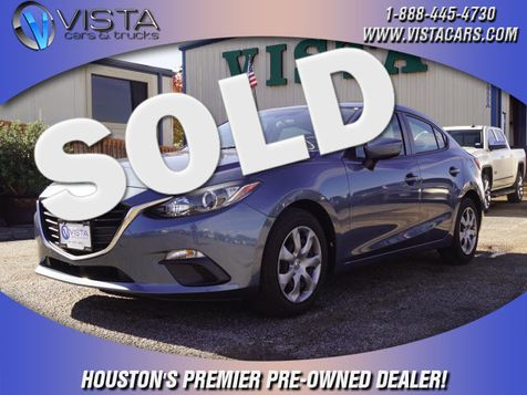 2015 Mazda Mazda3 i Sport in Houston, Texas