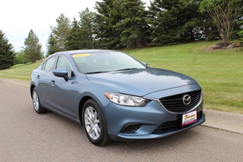 2015 Mazda Mazda6 i Sport  city MT  Bleskin Motor Company   in Great Falls, MT