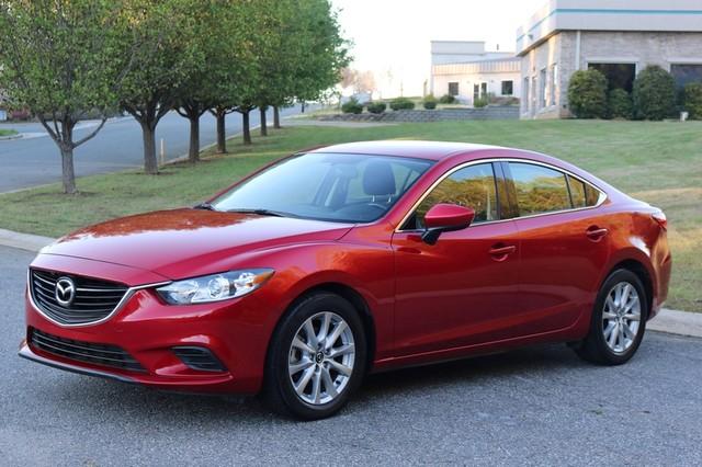 2015 Mazda Mazda6 i Sport Mooresville, North Carolina 2