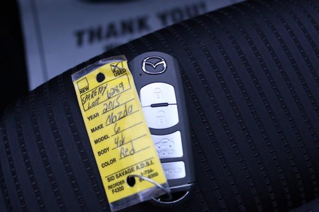 2015 Mazda Mazda6 i Sport Mooresville, North Carolina 41