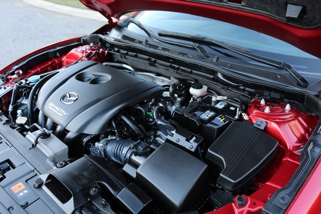 2015 Mazda Mazda6 i Sport Mooresville, North Carolina 46