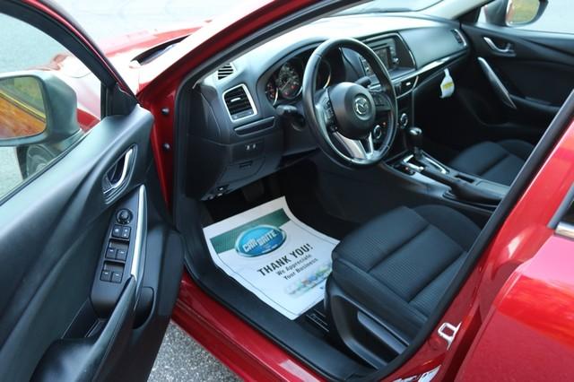2015 Mazda Mazda6 i Sport Mooresville, North Carolina 7