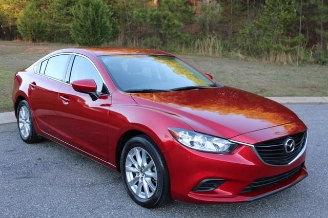 2015 Mazda Mazda6 i Sport Mooresville, North Carolina 61