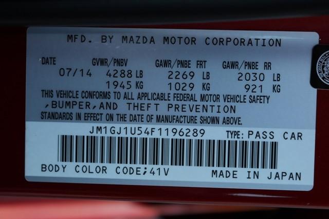 2015 Mazda Mazda6 i Sport Mooresville, North Carolina 68