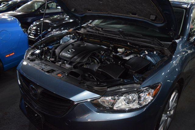 2015 Mazda Mazda6 i Touring Richmond Hill, New York 11