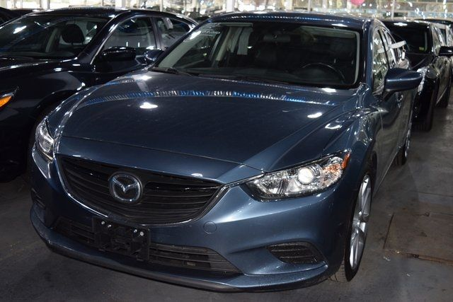 2015 Mazda Mazda6 i Touring Richmond Hill, New York 2