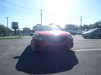 2015 Mazda Mazda6 i Touring Sunroof. Bose SEFFNER, Florida 10